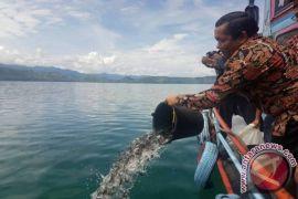Kepala Daerah Samosir di Syukuran Silima Huta Simardalihan