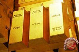 Harga emas naik tiga hari berturut