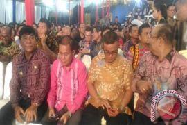 Wakil Bupati Samosir Hadiri Penutupan PRSU