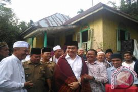 Effendi Diminta Perjuangkan Desa Silau Peradaban Islam
