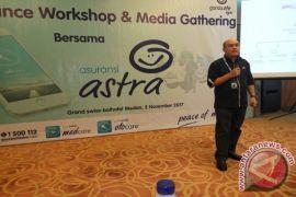 Premi Asuransi Astra Medan Tumbuh 15 Persen