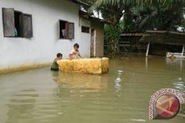 Enam Kecamatan Langkat Dilanda Banjir