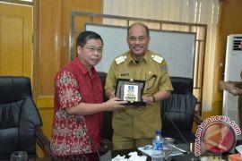 Walikota  Terima Kunjungan Komisi X DPR