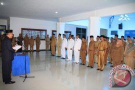 Sekda Lantik 58 Pejabat Eselon