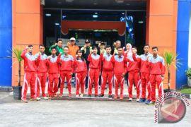 Wali Kota Lepas Atlet Ikuti Piala Gubernur