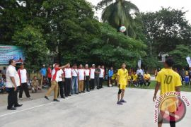 Walikota Buka Kejuaraan Voli Kelompok Umur