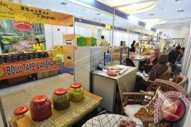 Pelaku UKM Gelar Bazar Kerajinan
