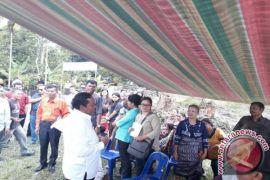 Kepala Daerah Samosir Pantau Pilkades Serentak