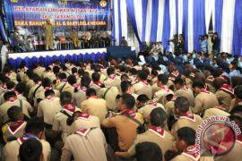 Peserta Pelayaran Lingkar Nusantara Kunjungi Medan