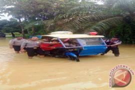 Sejumlah Desa  Terendam Banjir
