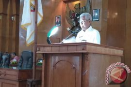 Wakil Bupati Asahan Sampaikan RAPBD 2018