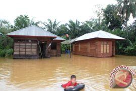 Banjir Natal 25 KK Mengungsi