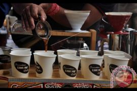 Coffe Fest Toba Promosikan Kopi Khas Sumut