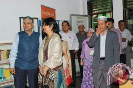 Dubes India Siap Bantu Buku ke UISU