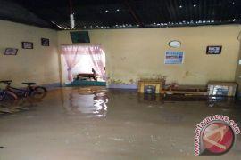 Sejumlah Daerah di Tapteng Dilanda Banjir