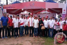 Temu Karya Relawan PMI Dipusatkan di Tapteng