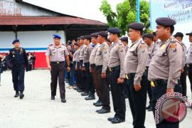 Kakorpolairud Polri Pimpin Gelar Pasukan Operasi Jaring Malaka