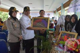 Walikota Buka Pameran Kreasi Daur Ulang