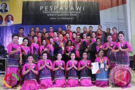Pesparawi Tapteng Raih The Champion
