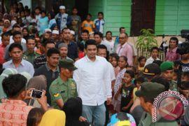 Boby Nasution Silaturrahmi Ke Tanah Leluhur