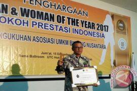 dr. Nanang  Terima Penghargaan Tokoh Prestasi Indonesia