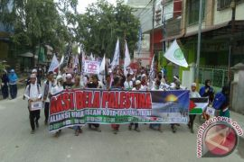 Ribuan Massa Aksi