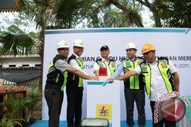 Pemkot apresiasi pembangunan gardu hubung Lapangan Merdeka