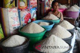 Harga beras di Tapsel naik