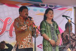 Walikota Sibolga Puji Kesetiaan Wakilnya