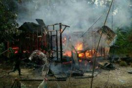 Dua meninggal dalam kebakaran di Gunungitoli