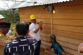 PLN Padangsidimpuan resmikan lisdes di Palas