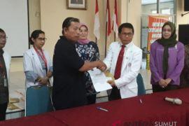 KPU sampaikan hasil pemeriksaan kesehatan paslon