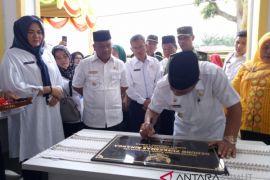 Bupati resmikan Puskesmas Binanga