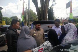 Walikota Janji dituntaskan kisruh pengangkatan kepling