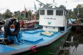 Kapal Bantuan Kemendes Ini Tidak Pernah Dioperasikan