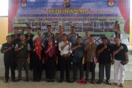 Polres Labuhanbatu siagakan 1091 personel dalam Pilgubsu