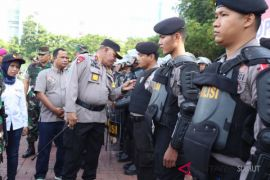 Kapolda: Sumut barometer keamanan di Indonesia