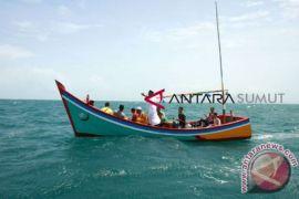 Enam nelayan Langkat ditangkap Malaysia