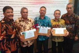 Deli Serdang terima penghargaan pelayanan publik