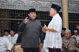Zulpeddi Simamora Plh Walikota