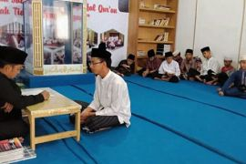 Afrizal hafal Qur'an hanya enam bulan
