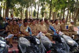 80 Kades  terima bantuan kenderaan dari Gubsu