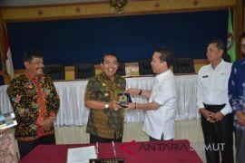 Pemkab Batang Hari belajar perizinan di Deliserdang