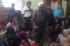 Warga doakan Isnandar-Ali Pada