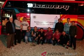 PWI Tabagsel hadiri HPN Padang