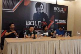 Ari Lasso sapa penggemar di Medan