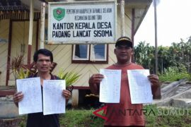 Tiga tahun, Padang Lancat Sisoma tidak dapat dana desa