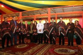 Dirjen KSDAE LHK hadiri syukuran Kecamatan Marancar