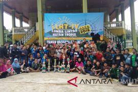 32 tim ikuti LLHT di Taman Nasional Batang Gadis