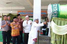 Wabup buka MTQ kecamatan Dolok Masihul
